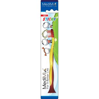 فرشاة أسنان ميدي مكس استيكي للأطفال