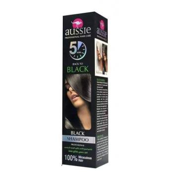 شامبو لتلوين الشعر من أوسي باك تو بلاك – 500 مل