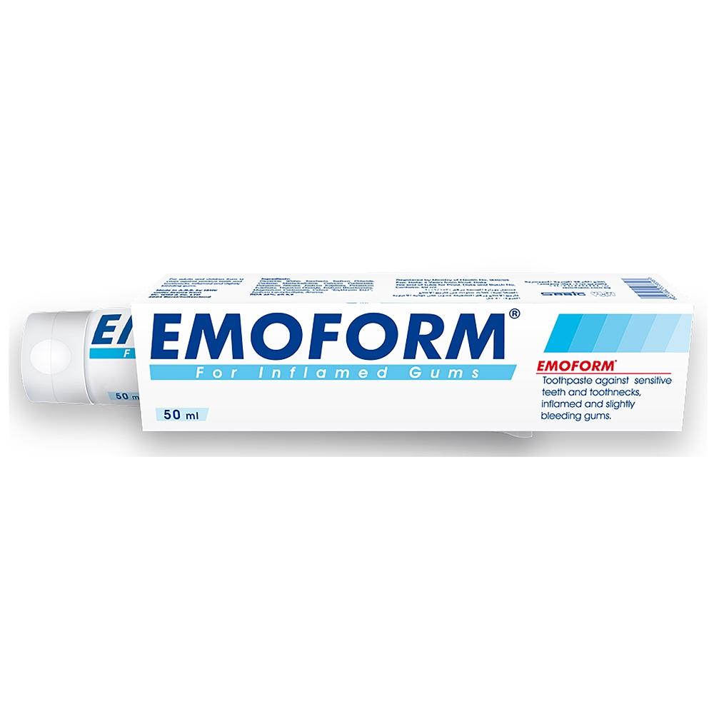 معجون أسنان ايموفورم الأزرق 50 مل