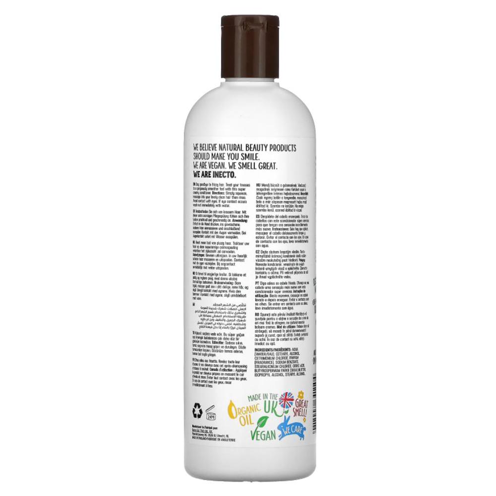 إنكتو ناتشورالز – عامل تنعيم الشعر بزبدة الشيا – بلسم – 500 مل